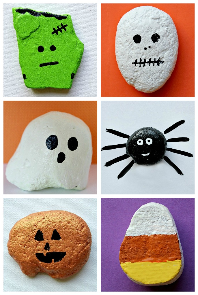 http://www.multiplesandmore.com/wp-content/uploads/2011/09/Halloween-painted-rock-collection.jpg