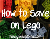 Moneywise MoM: How to Save on Lego