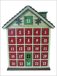 Plans for wood advent calendar plans diy free download How to build a wooden advent calendar