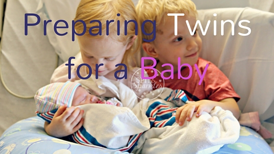 Preparing Twins for a Baby