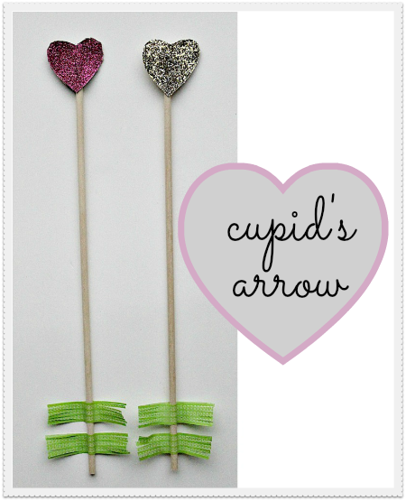 Cupids Arrow craft