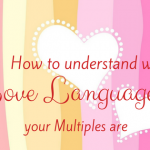 How to understand what Love Language your Multiples are