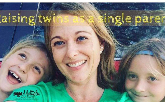 raising twins as a single parent